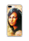 Young woman iPhone Case