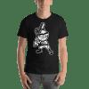 Baseball Player Short-Sleeve Unisex T-Shirt