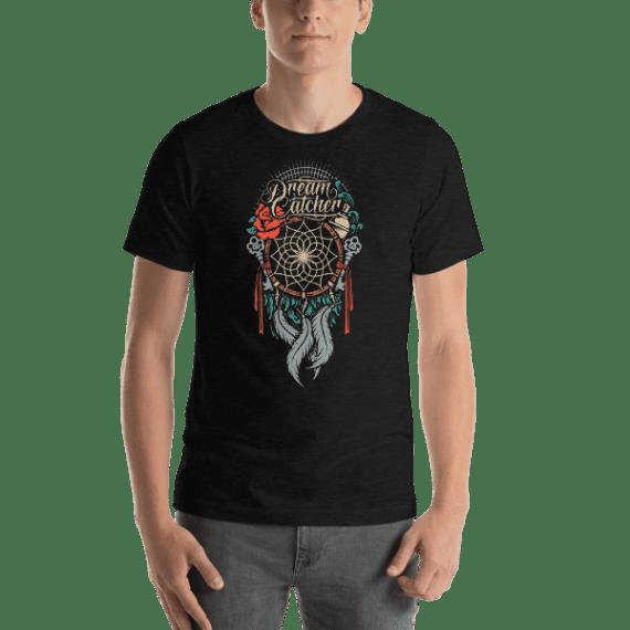 Dream Catcher Short Sleeve Unisex T-Shirt