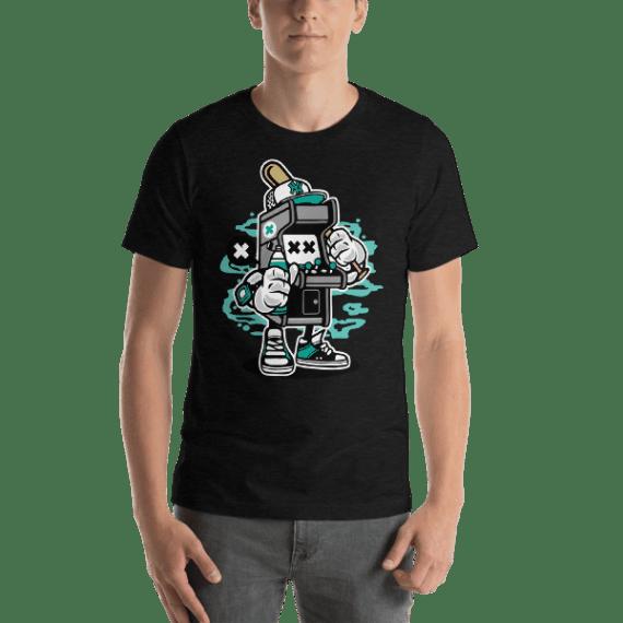 Game On Short Sleeve Unisex T-Shirt