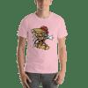 Pizza Skater Short Sleeve Unisex T-Shirt