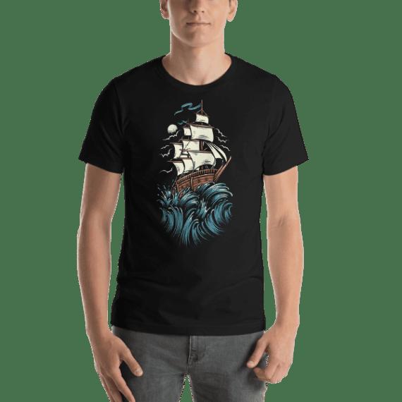Sailor Struggle Short Sleeve Unisex T-Shirt