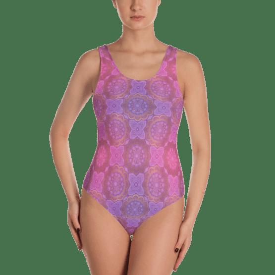 985c22370c Sexy Festival One-Piece Swimsuit – Women's Beachwear Bathing Suit ...
