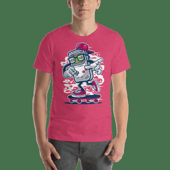 Street Gamers Short Sleeve Unisex T-Shirt