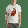 Super Carrot Short Sleeve Unisex T-Shirt