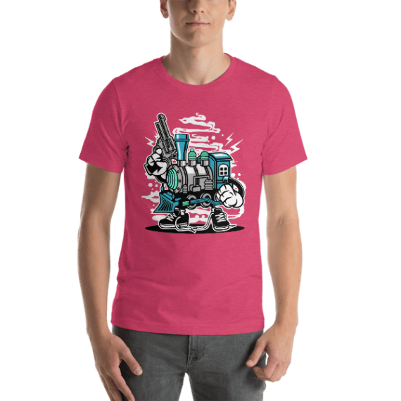 Train Killer Short-Sleeve Unisex T-Shirt