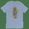 Women's Cute lady Short Sleeve T-Shirt