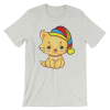 Women's Disappointed Cat Short Sleeve T-Shirt