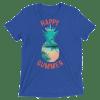 Happy Summer Shirts - Pineapple Beach Short sleeve Women's t-shirt