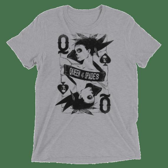 Queen Of Spades Short sleeve Women's t-shirt
