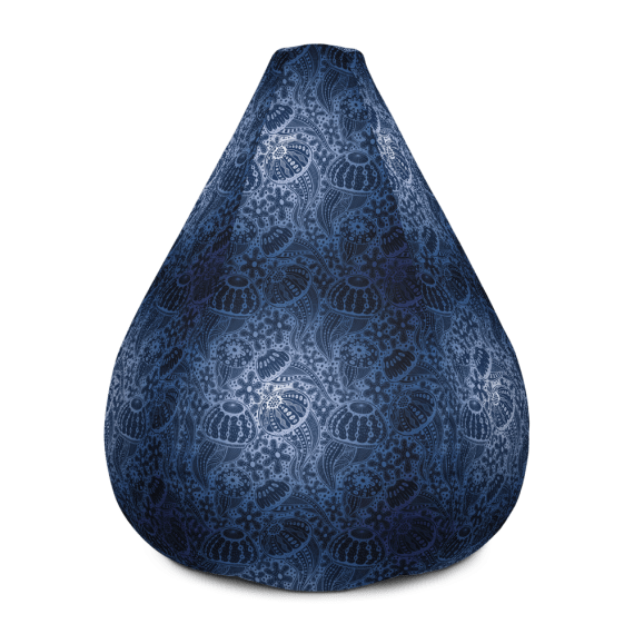Jellyfish Bean Bag Chair With Filling