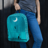 Sexy Romantic Night Love Backpack