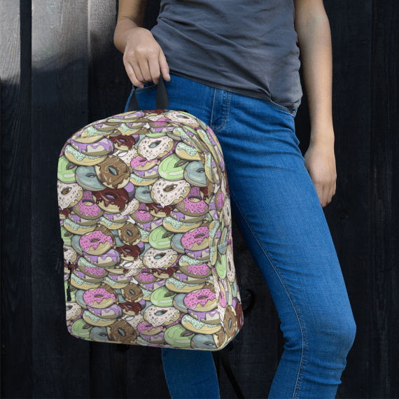 Sweet Donuts Student Backpack