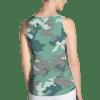 Army Camo Tank Top Cami Camo Workout Fitness Training Activewear Sleepwear Tanks