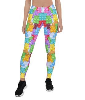 I Can Be Your Sugar When You're Fiendin' for That Sweet Spot Yoga Pants Leggings