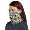 New Protective Colorful Skulls Face Mask, Neck Gaiter, Headwear , Scarf, Bandana