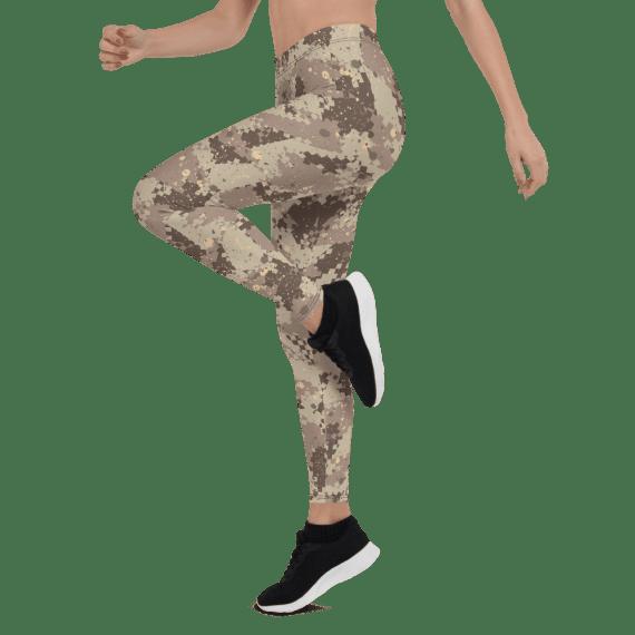 Camo Yoga Pants - Women's Camouflage Pants