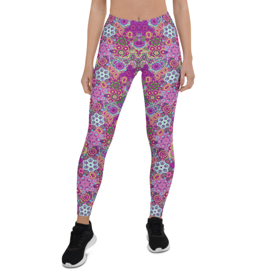 Shake It Off Dance Leggings Fitness - Cute Leggings for Working Out