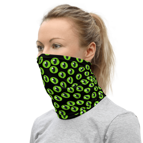 New **High Quality** Protective Spooky Halloween Eyes Face Mask, Balaclava Masks