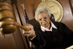 One Judge