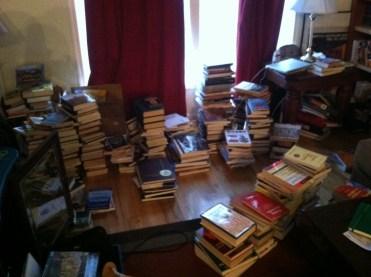 Sorting Books