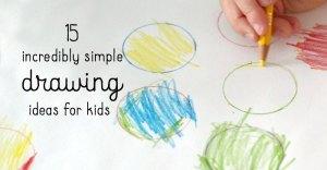 Simple Drawings Kids 1