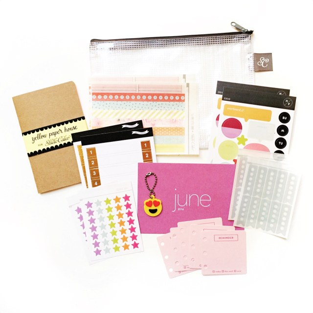 Studio Calico Scout Planner Kit (June 2016)