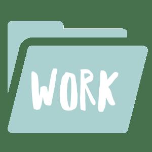 Work Folder Frost