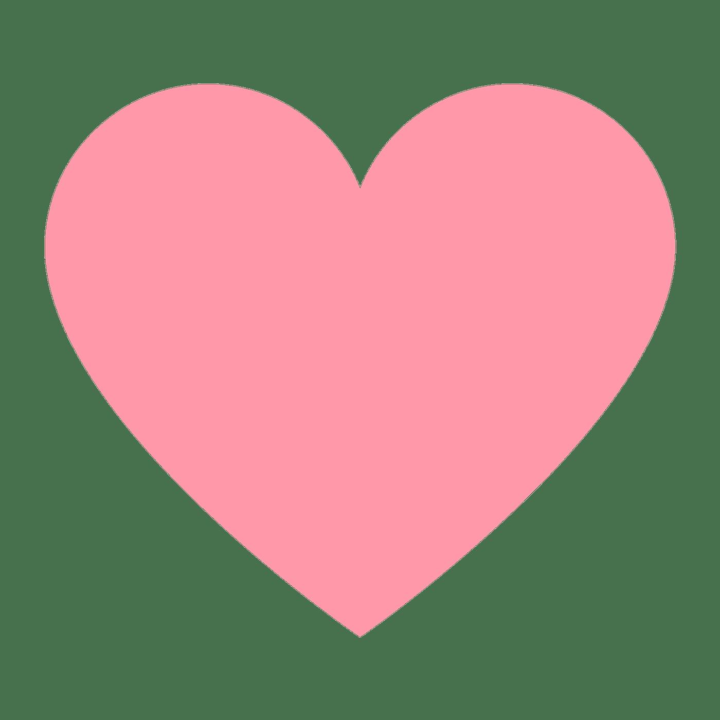 Shell Heart Folder