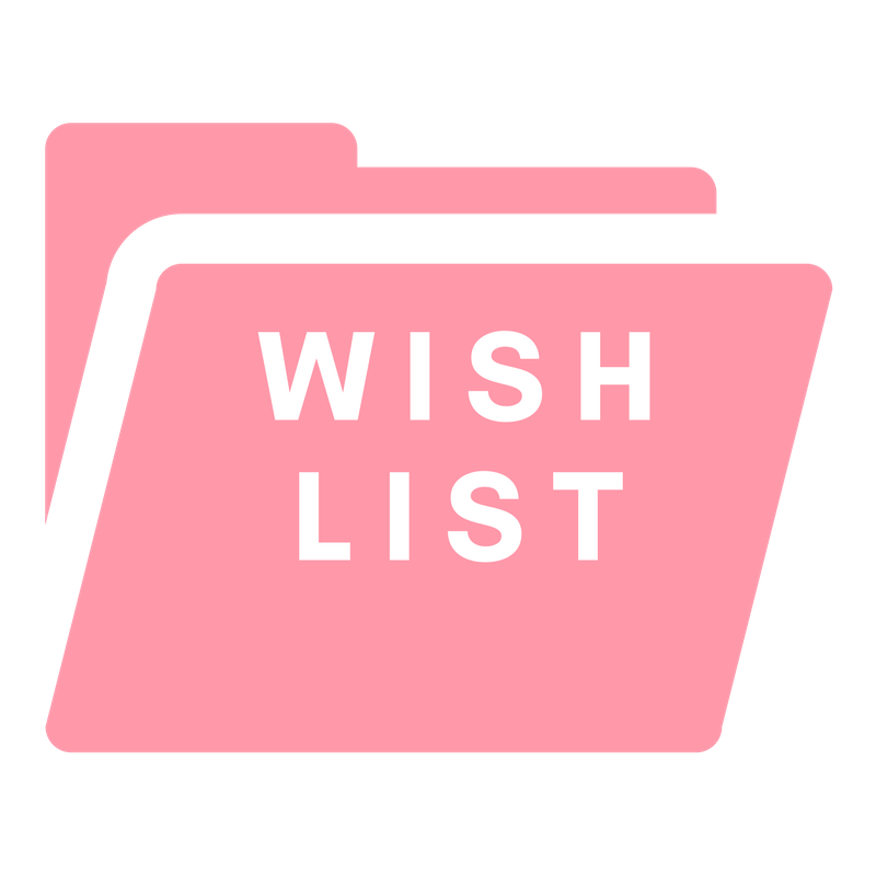 Shell Folder Wish List
