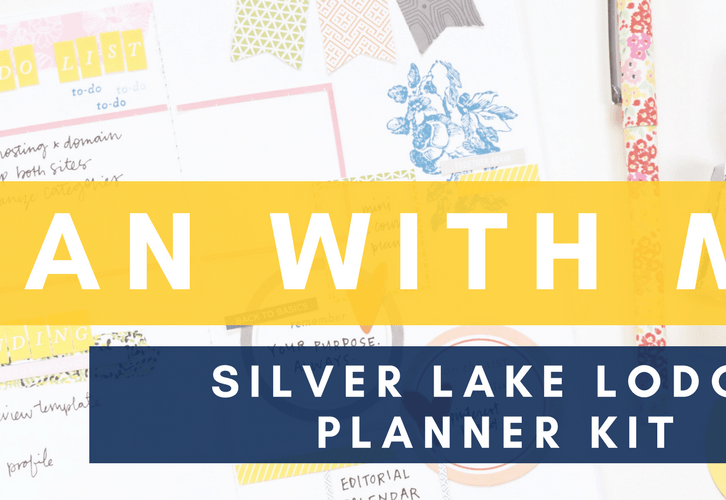 Silver Lake Lodge Plan With Me