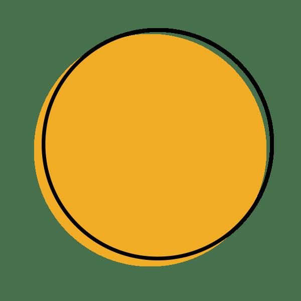 Dot Icon Gold