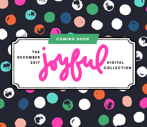 Sneak Peek at the Joyful Collection!