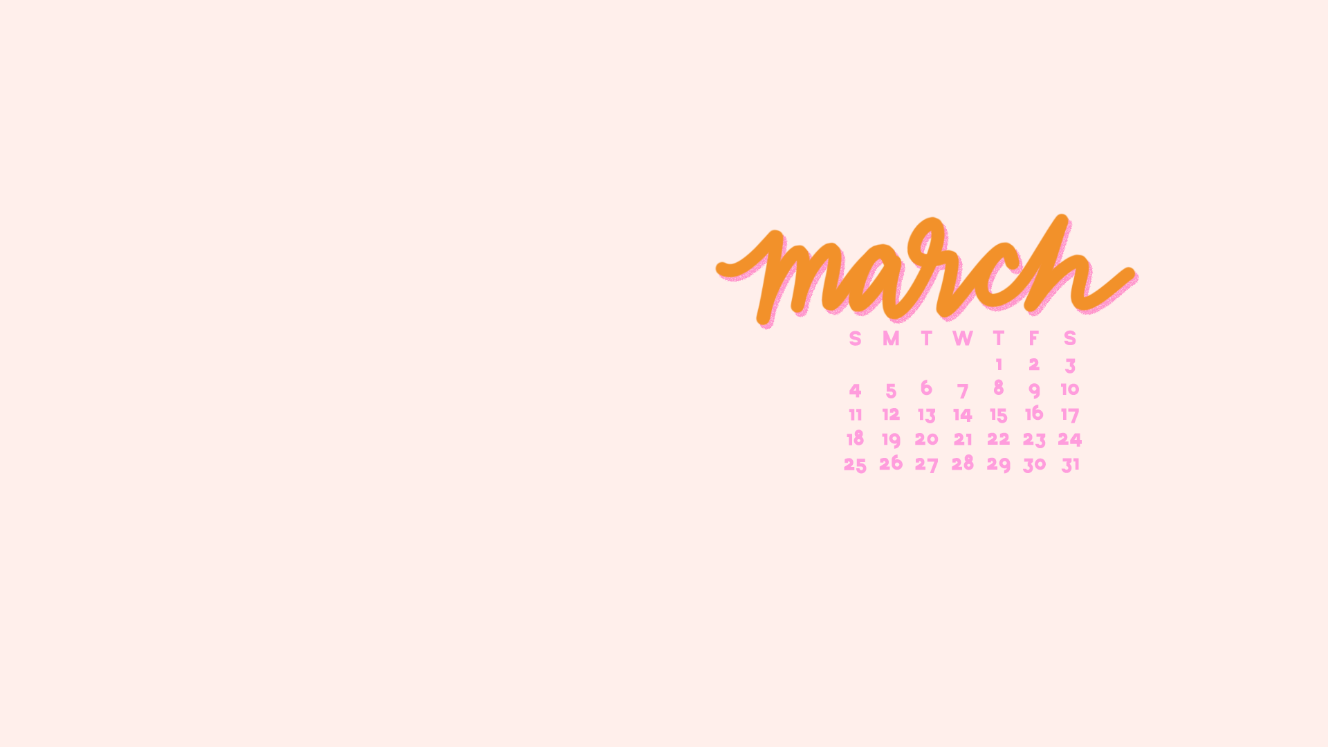 Charmant Check Out The March 2018 Wallpapers And Folder Icons Here!