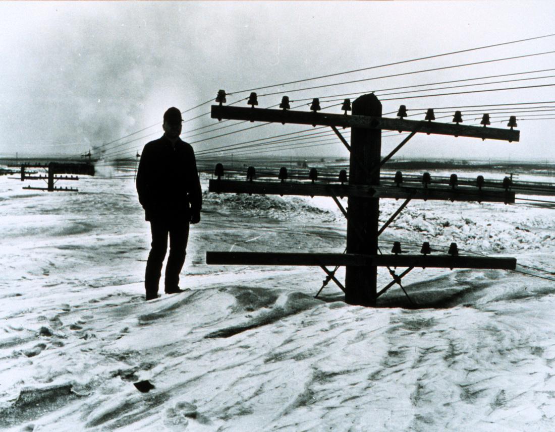 The Iranian Blizzard of 1972  Blizzards