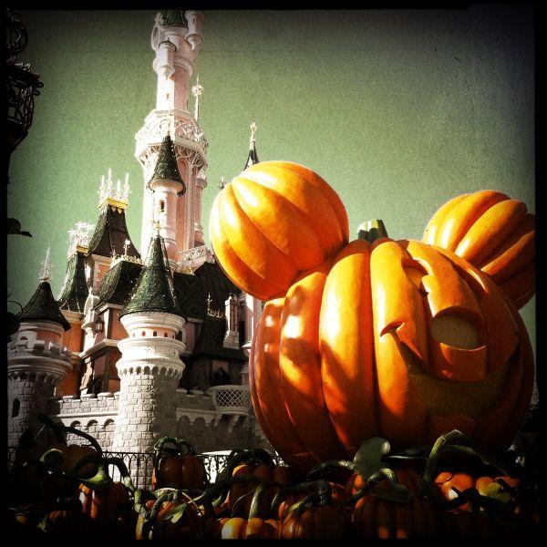 Halloween & Disney