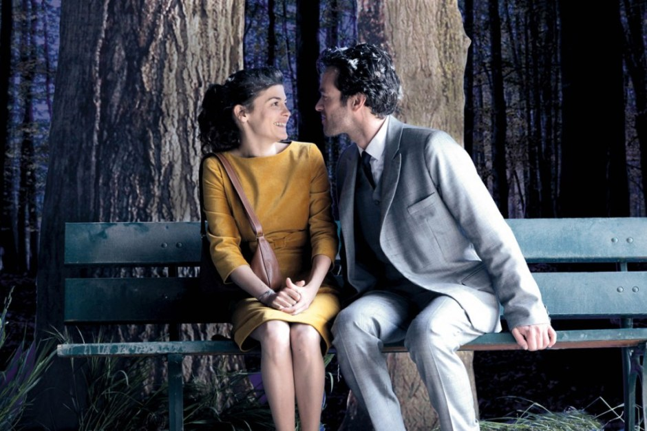 Romain Duris & Audrey Tautou