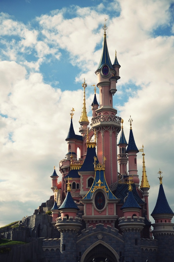 Once Upon a Time... Disneyland
