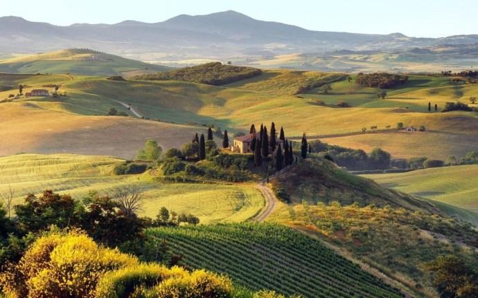 Cinq destinations de rêve en Europe - L'Italie