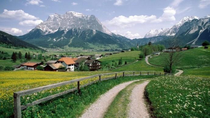 Cinq destinations de rêve en Europe - L'Autiche
