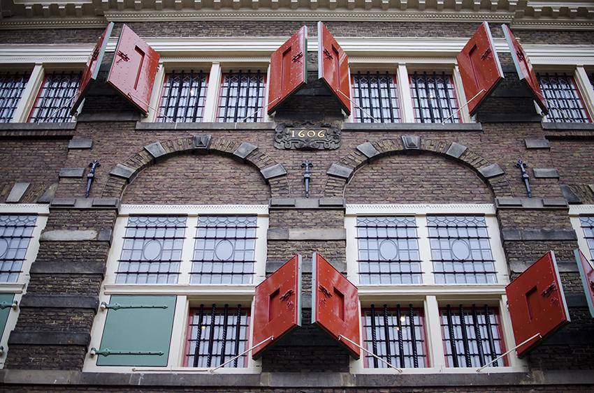 Amsterdam - Rembrandthuis
