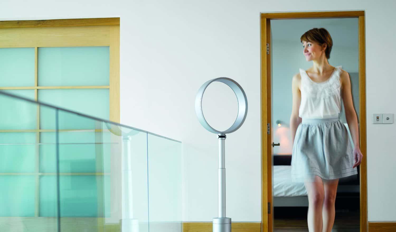 with fanity p pedestal fan in dyson desk mirror breeze chrome deco fans led