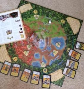 Castle panic board game review