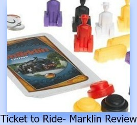 ticket to ride marklin review