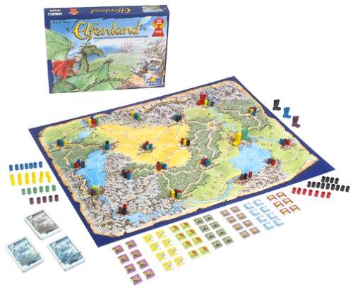 Elfenland Board Game