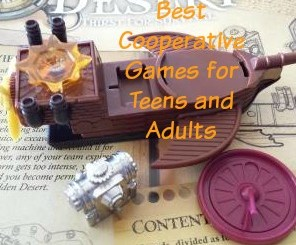 best cooperative games teens