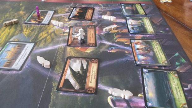 temporum time travel board game