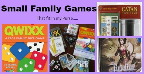 small family games