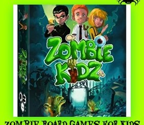 zombie board games kids
