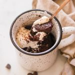 Flourless Brownie In A Mug Paleo Grain Free What Great Grandma Ate